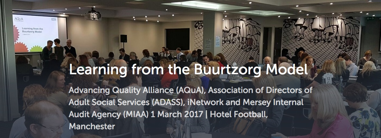 Neighbourhood care: bringing Buurtzorg to the NHS